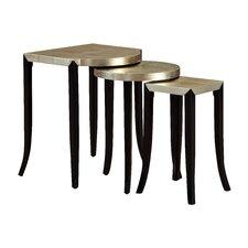 Paula 3 Piece Nesting Tables