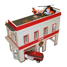 Fire Station Dollhouse