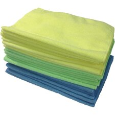 Microfiber Cleaning Cloth (Set of 24)