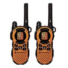35 Mile Range Waterproof Radio (2 Pack)