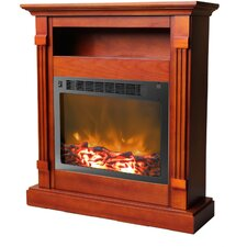 Sienna Electronic Fireplace