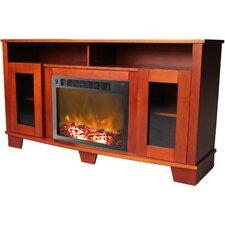 Savona Electronic Fireplace