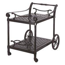 Grand Terrace Serving Cart
