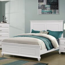 Cape Cod Wood Bed