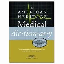 American Heritage Stedman'S Medical Dictionary, Hardcover, 944 Pages