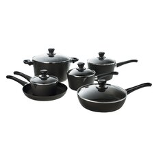 Classic Deluxe 11 Piece Cookware Set