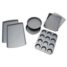 Non-Stick 7 Piece Bakeware Set