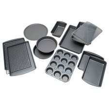 Non-Stick 13 Piece Bakeware Set