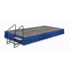 Mobile Stage Box Pleat Stage Skirt