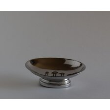 Meridian Oval Soap Dish