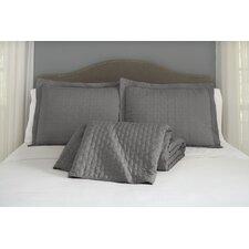 Montauk Madison 120 GSM Microfiber Luxury Quilted Blanket