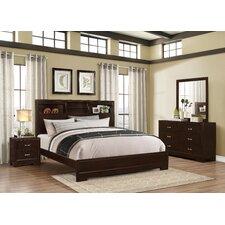 Montana Panel 4 Piece Bedroom Set
