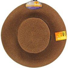 Wide Brim Braided Hat