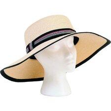 Women's Braided Wide Brim Gardening Hat