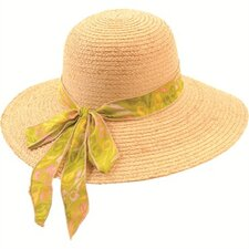 Women's Raffia Gardening Hat