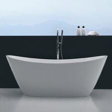"Bella 67"" x 32"" Bathtub"