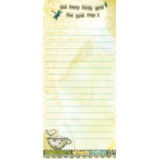 Color My World Mini List Pad (Set of 2)