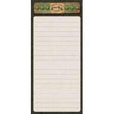 Wine Country™ Mini List Pad