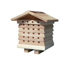 Mason Bee Free Standing Birdhouse