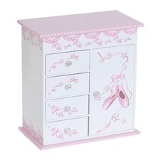 Ellie Jewelry Box
