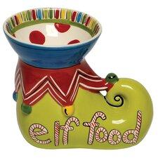 M.Bagwell Elf Food Candy Bowl