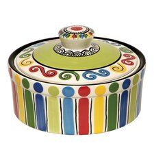 Happy Together Covered Casserole Dish