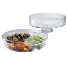Simplicity 2 Piece Chilled Serving Bowl
