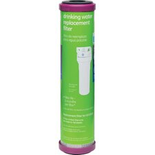 Smart Water Single Stage under Sink Replacement Filter Cartridge