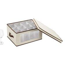Balloon Wine Glass Storage Chest
