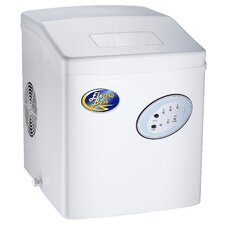 "Ice Boss 14"" 33 lb. Portable Ice Maker"