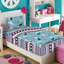 Sweet Dreams 3 Piece Bed in a Bag Set