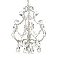 1 Light Crystal Chandelier