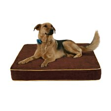 Eco-Friendly Dog Bed with Lux Cover