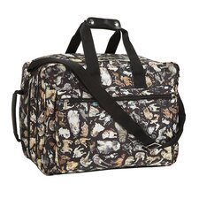 "Travel 18"" Cats and Dogs Carry-On Duffel"