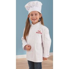 Chef Jacket and Hat Set