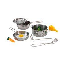 11 Piece Deluxe Cookware Set