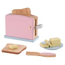 6 Piece Toaster Set
