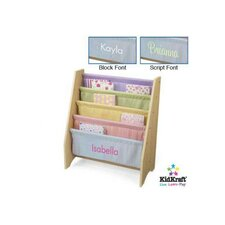 "Personalized Pastel Sling 28"" Book Display"