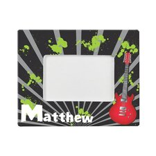 Personalized Guitar Frame