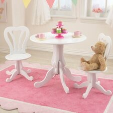 Parlor Kids 3 Piece Table and Chair Set