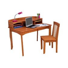 Avalon 3 Piece Writing Desk Set
