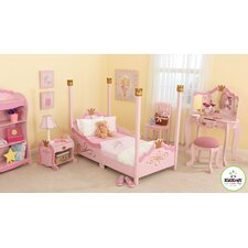 Princess 4 Poster Customizable Bedroom Set