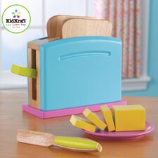 9 Piece Toaster Set