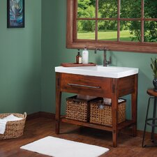"Portland 36"" Single Bathroom Vanity Set"