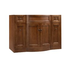 """Traditions 48"""" Marcello Wood Vanity Base"""