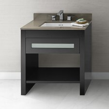 """Kendra 31"""" Single Bathroom Vanity Set"""