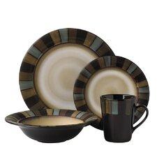 Cayman 16 Piece Dinnerware Set