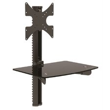"""TV Combination Wall Mount for 23"""" to 42"""" Flat Panel Screens"""