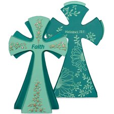 Faith Gem Series Jewels of Decorative Faith Cross