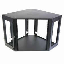 The Corner Wall Mount Enclosure